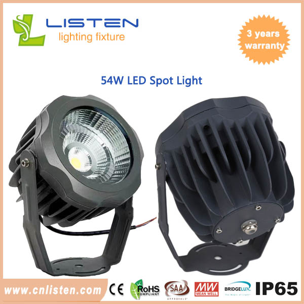 COB LED spot light 54W
