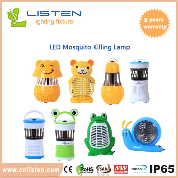 New Insect Controller Mosquito Bug Zapper UV Light Fly Pest Bug Trap Lamp Killer